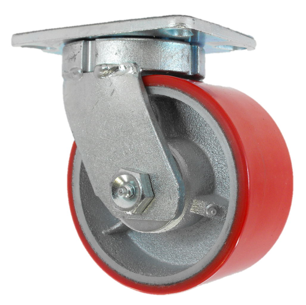 Locking Casters Jarvis Pneumatic Castors People Working