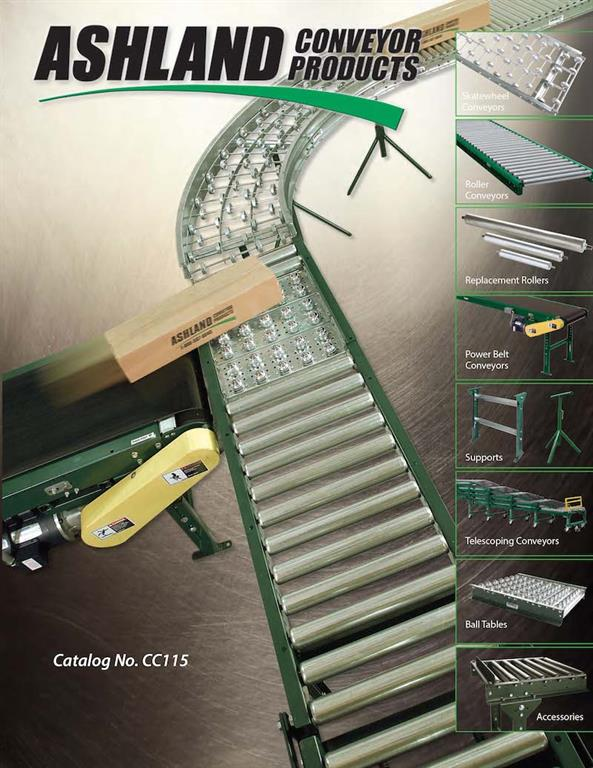 Ashland Conveyor Products Catalog | www.bandcip.com