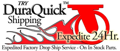 Need Casters Quick? | Shop B & C | DuraQuick Shipping