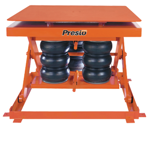 AXSR Series Turntable Lifts | Presto Lifts