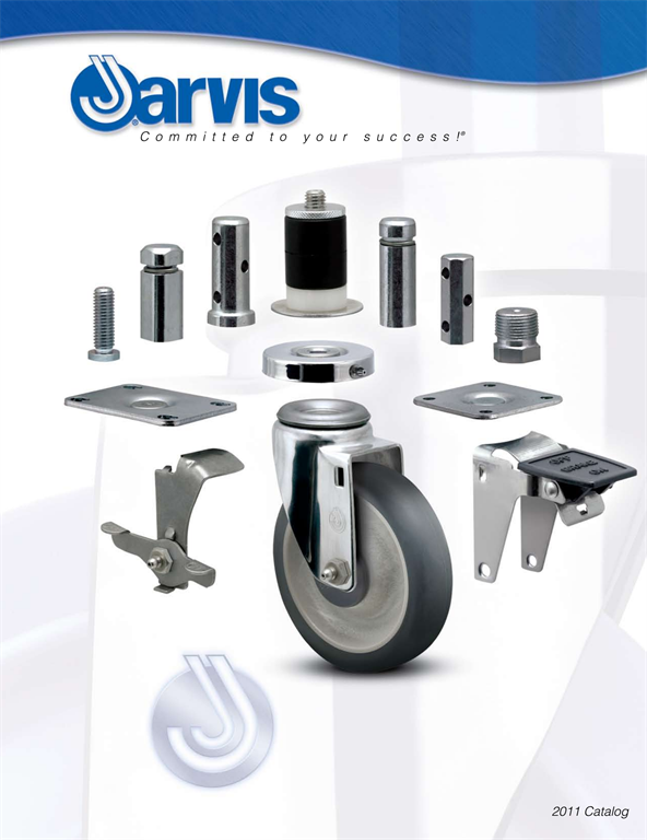 Jarvis Casters Catalog | www.bandcip.com