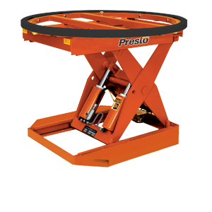 P3 Operator Controlled Load Leveler  | Presto Lifts