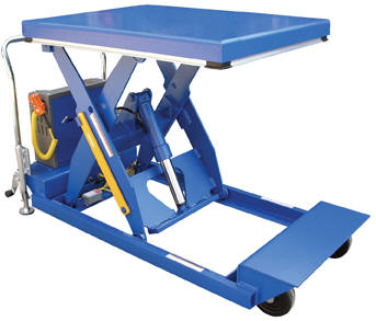 PST Portable Scissor Lift @ B & C Industrial Products