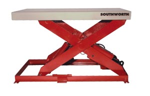 Southworth Lift Tables Ergonomic Material Handling