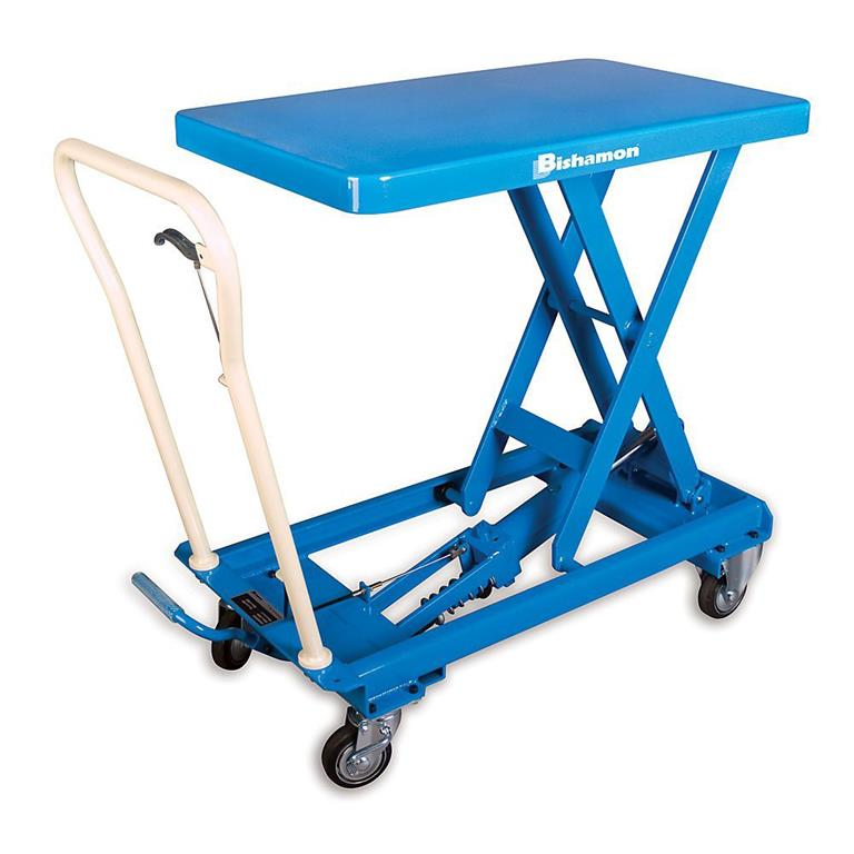Bishamon Portable Lift Table | Shop @ B & C