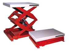 Backsaver Lite Compact Lift Table | Southworth Lifts