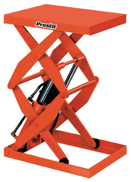 DXS Series Double Scissor | Presto Lifts
