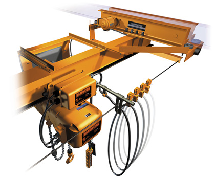 Harrington Hoists & Cranes | Shop @ B & C