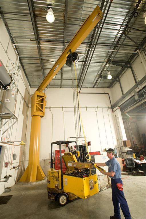 Spanco B Amp C Bridge Cranes Workstation Cranes
