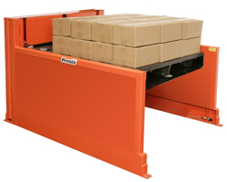 P4 Floor Height Load Leveler | Presto Lifts