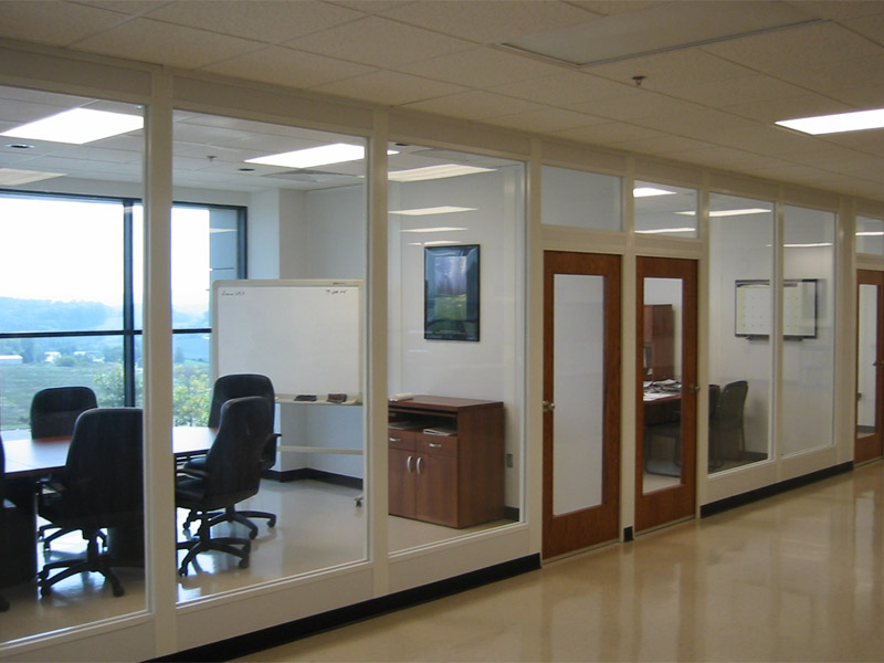 Modular Walls & Partitions