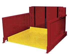 PalletPal Roll-On Level Loader | Southworth Lifts