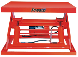 XW Series Wide Base Lifts | Presto Lifts
