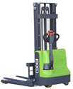 """Picture of EB12E-98LI   Full Lithium Powered Straddle Stacker   2640 lb Capacity - 98"""" Lift"""