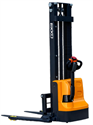 Picture of EB12E   Full Powered Straddle Stacker   2640 lb Capacity - 9.95 ft Lift